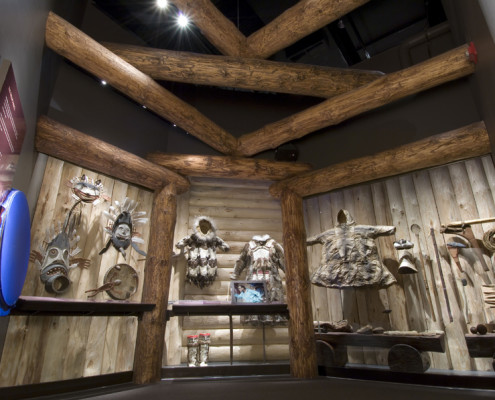 Our Universes Gallery, National Museum of the American Indian